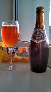 Oval Belgian Trappist Beer