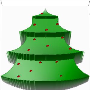 DXmas tree